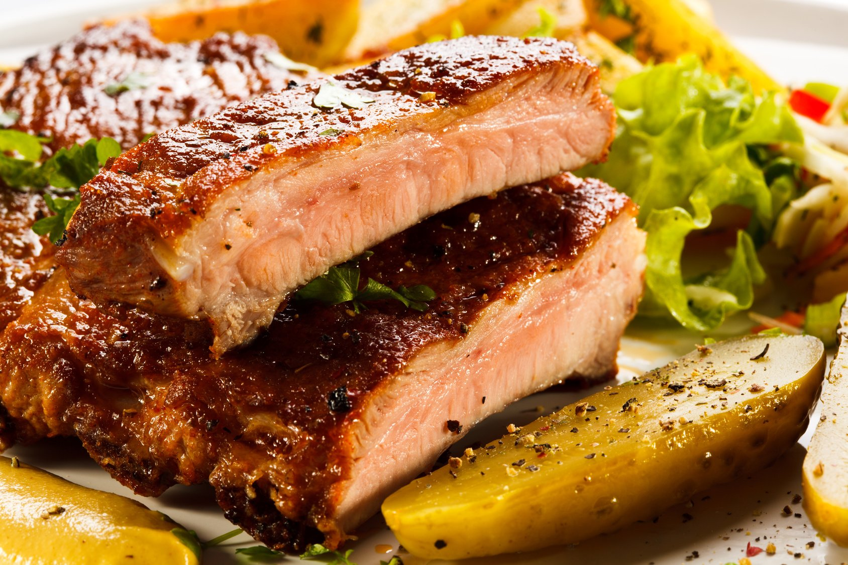 Recipe: Slow Cooked BBQ Ribs