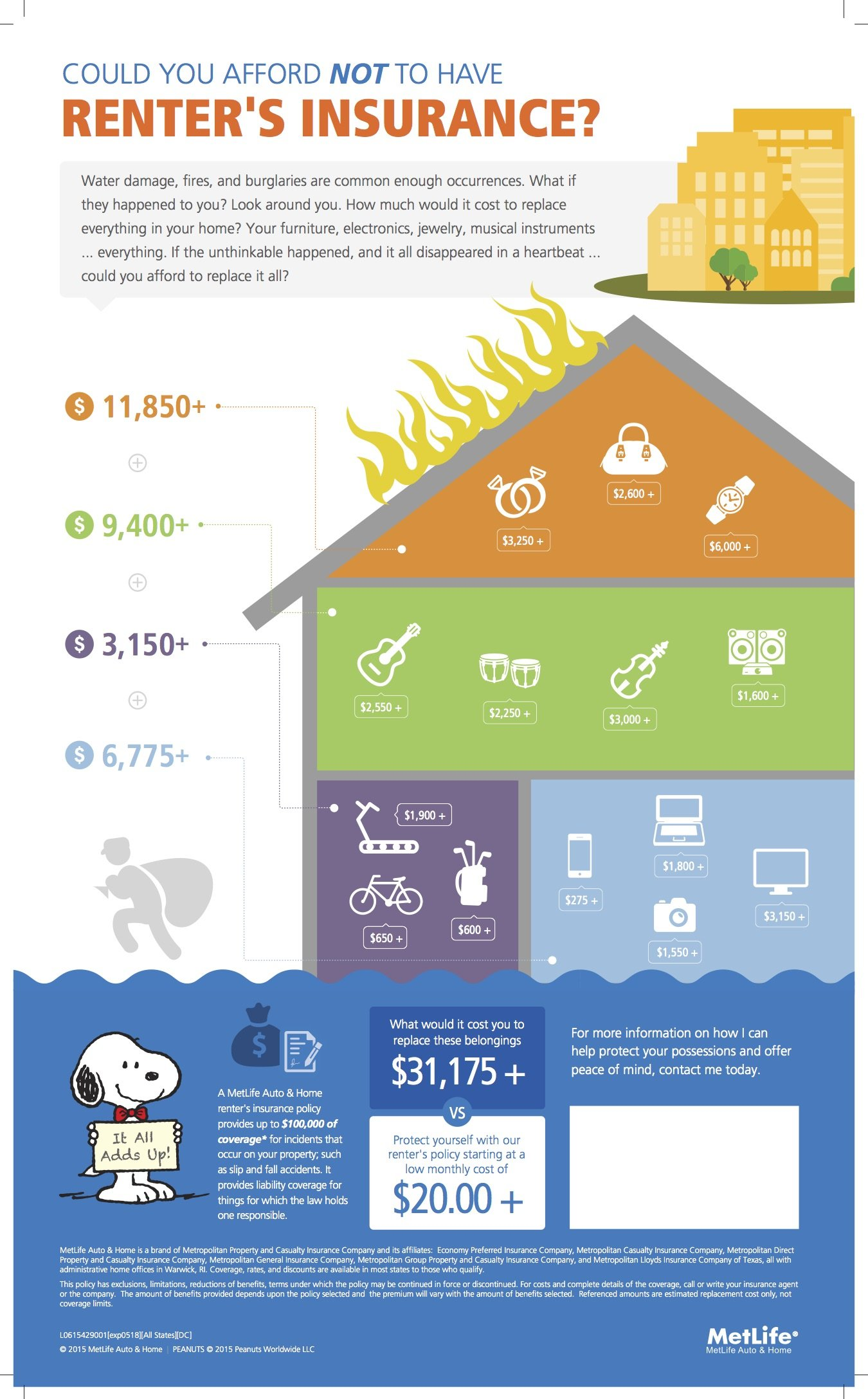 Renter Infographic