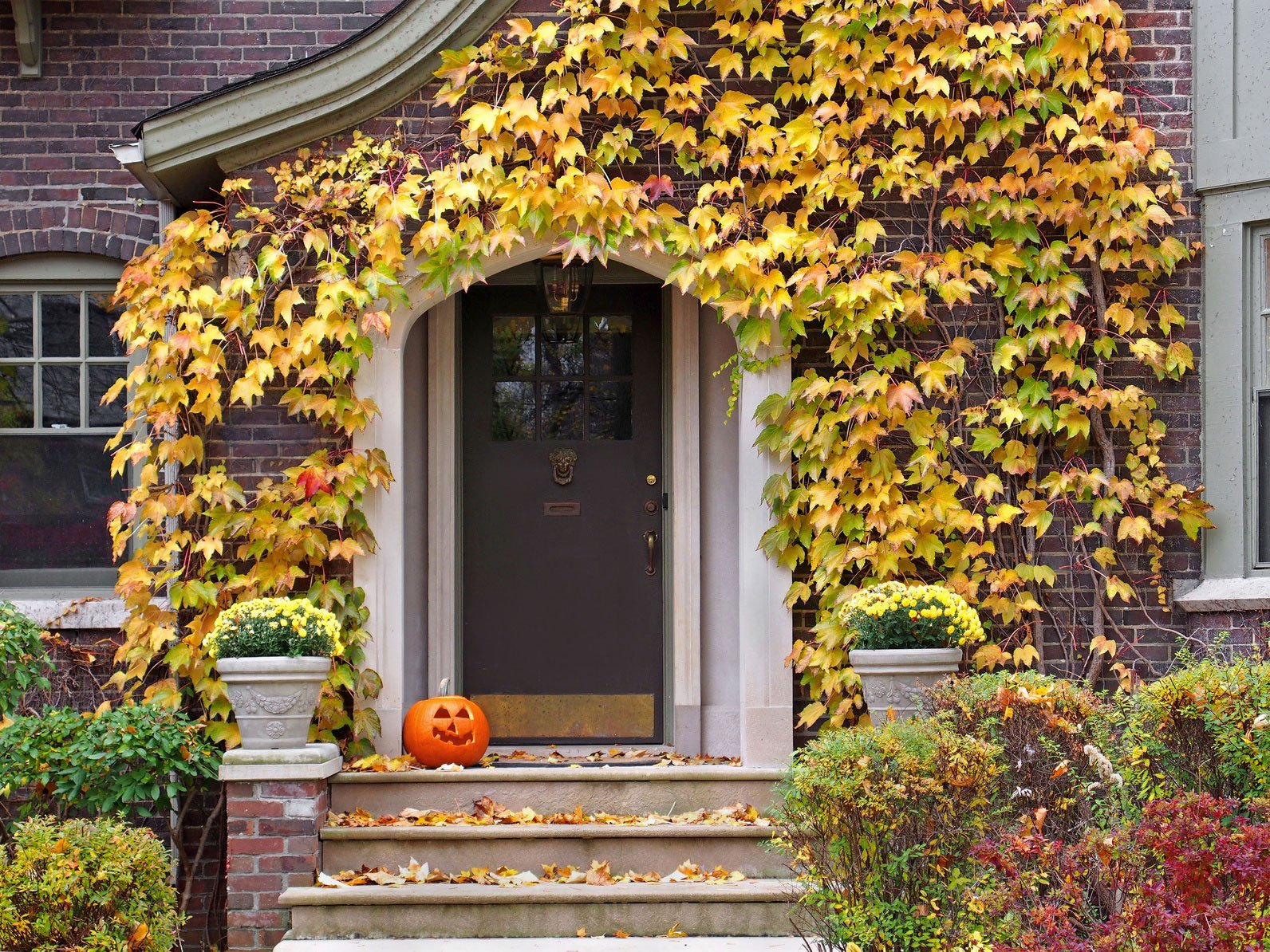 Halloween & Home Insurance Astoria New York