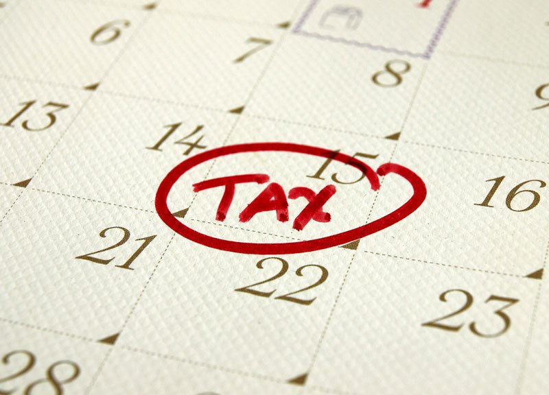 Tax Organization Tips to Help You Prepare Your Income Taxes