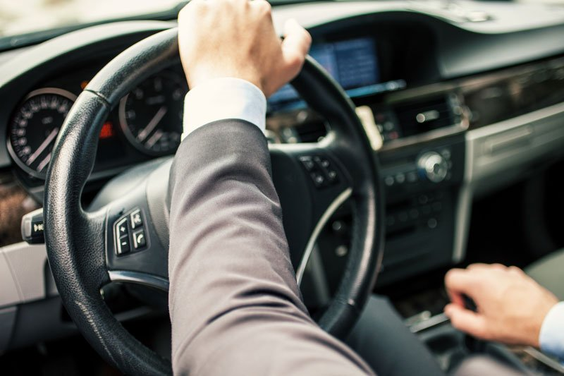 Drive for Work? Get the Right Commercial Auto Insurance