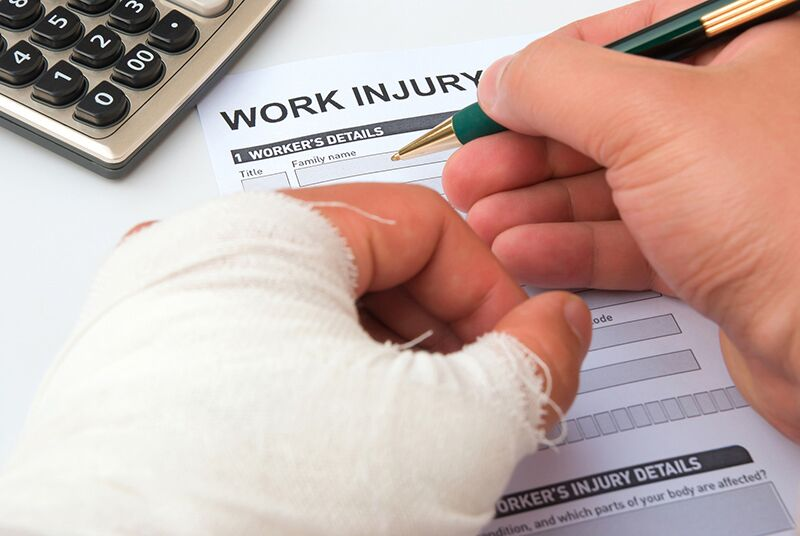 steps in a workers comp claims investigation