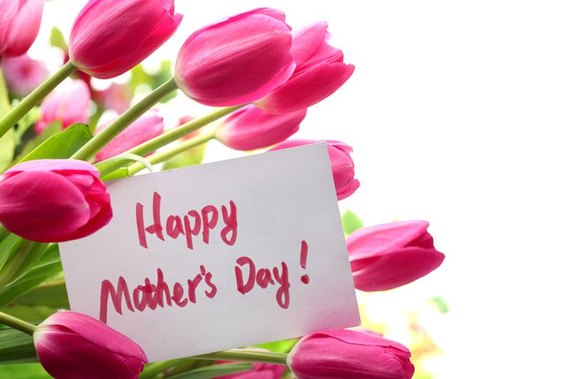 Sweet Mother's Day Ideas, show your thanks this Mother's Day