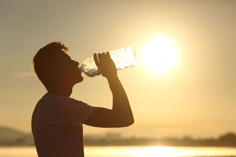 Tips to Increase Your Daily Water Intake, suggestions to drink more water every day