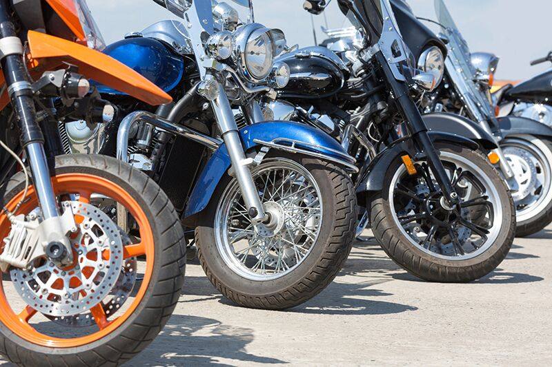 Unexpected coverages included in your motorcycle insurance