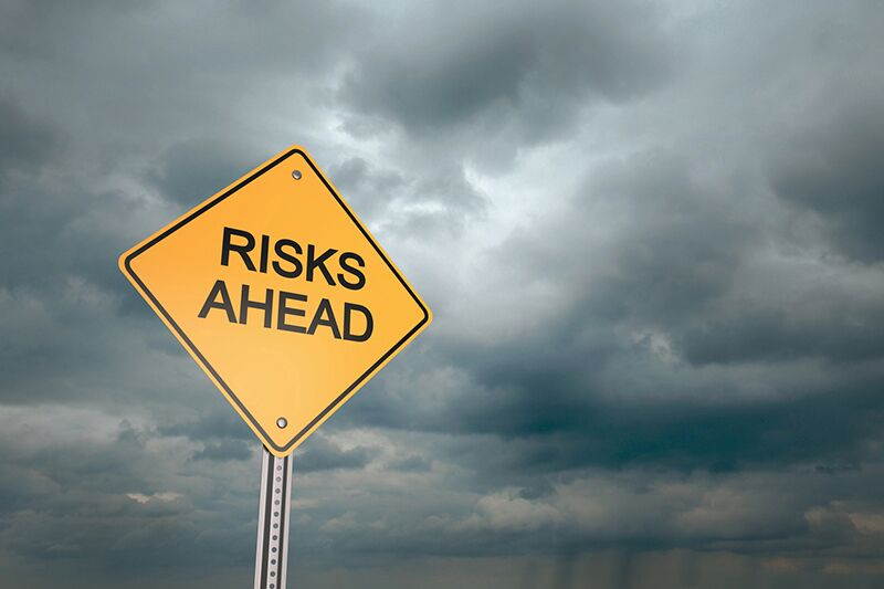 watch out for these business risks