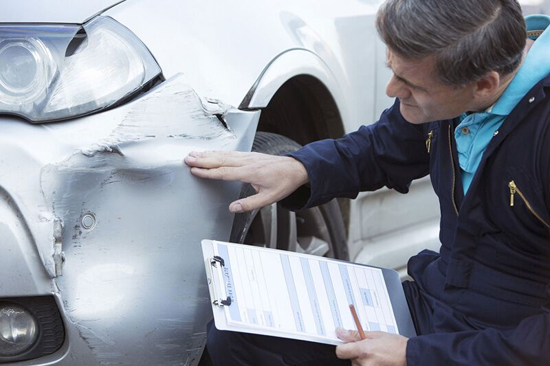 how your auto repair costs are calculated after an accident
