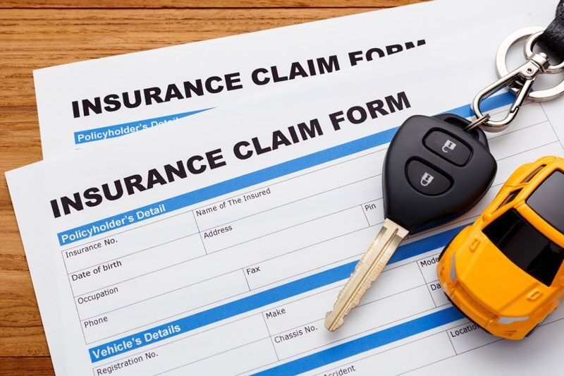 auto insurance claim form, what is a CLUE report?