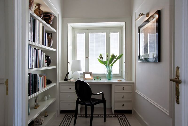 clean home office, organizational tips