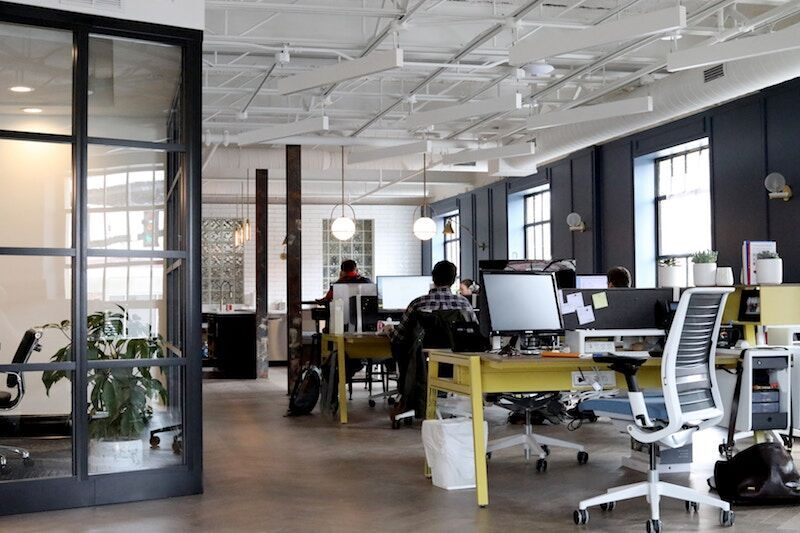 office space, what to think about when renting your first office