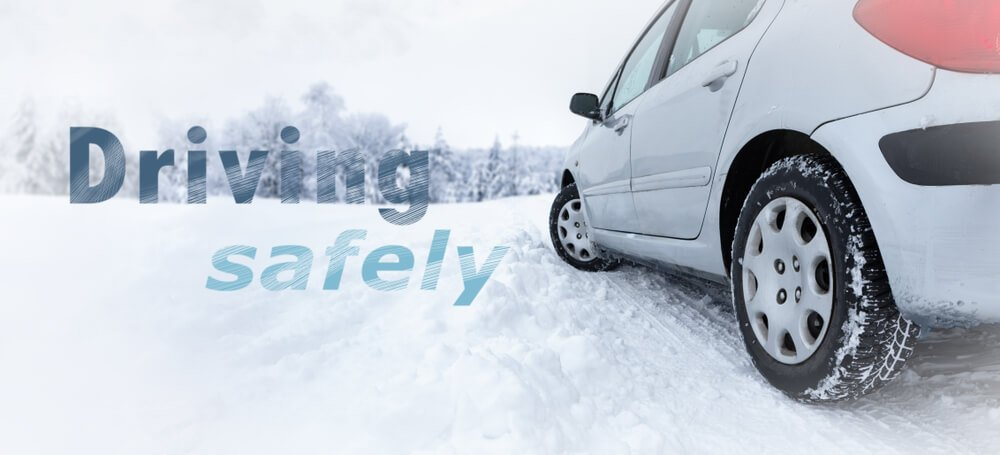driving safety in winter